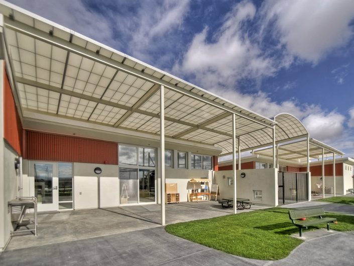 Avenal Preschool Center for Paramount Farms / Roll International