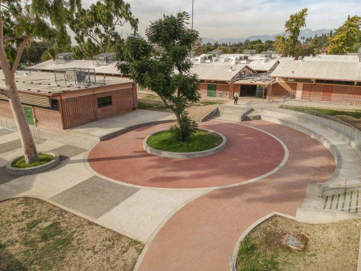 Dexter MS New Courtyard