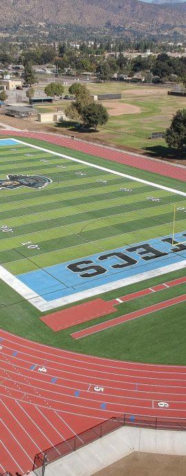 Azusa HS Field