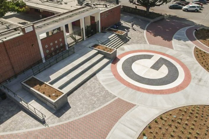 AUSD – Gladstone HS Entry Project
