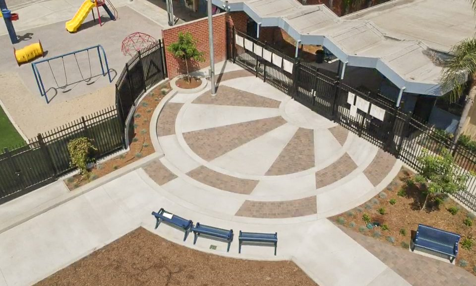 Murray Elementary School Entry Project