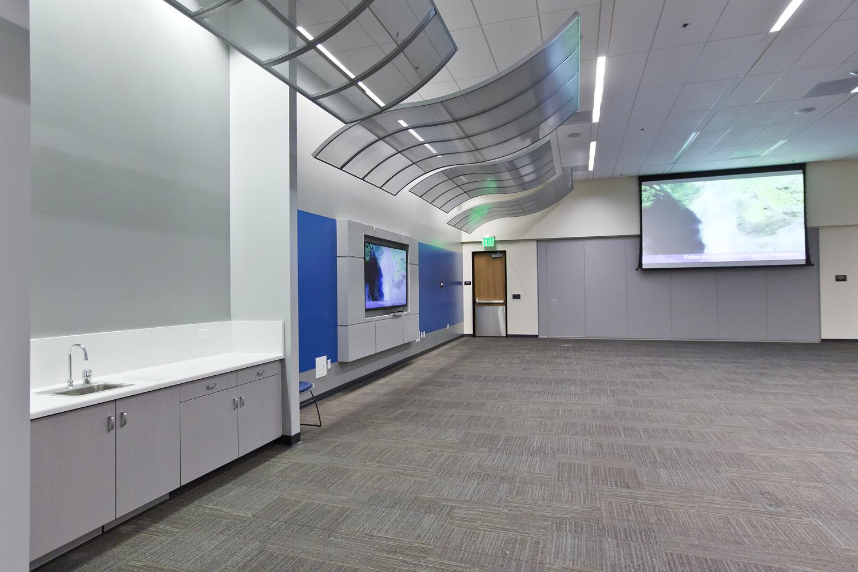 LACOE ECW Building Interior Renovations